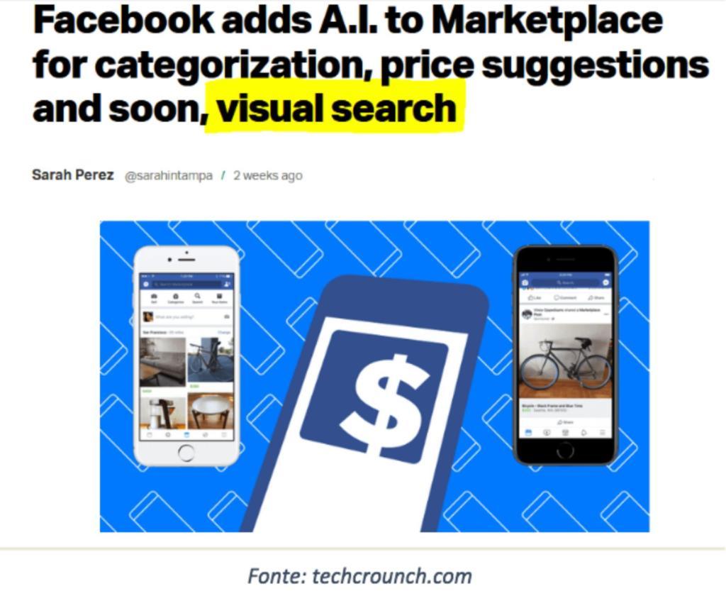 studio sull'utilizzo dell'intelligenza artificiale da parte di facebook
