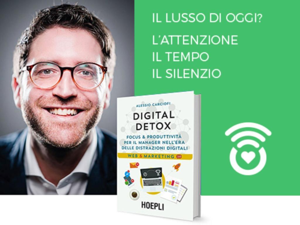 Alessio Carciofi Digital Detox
