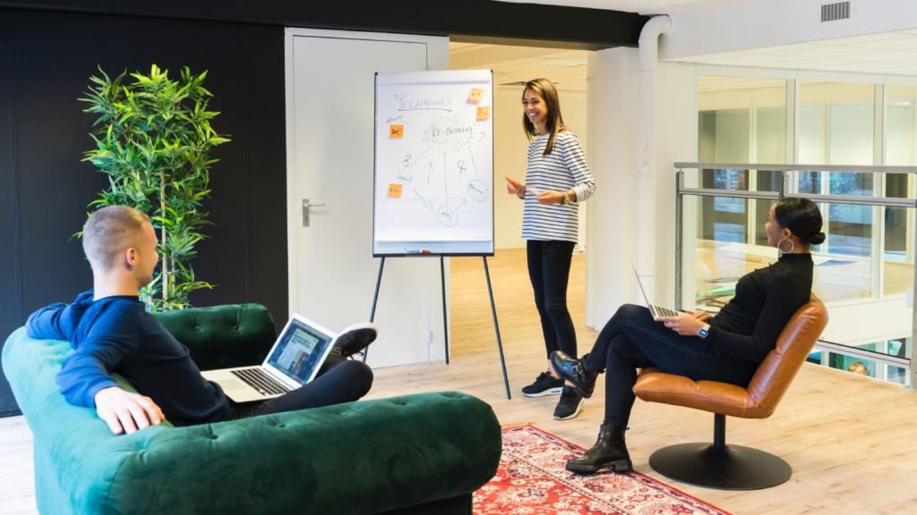Lavorare per una startup