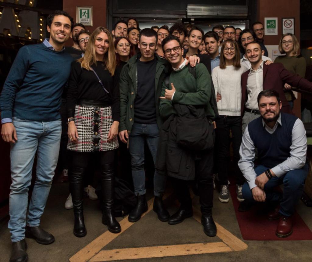 meetup di start2impact organizzato a roma