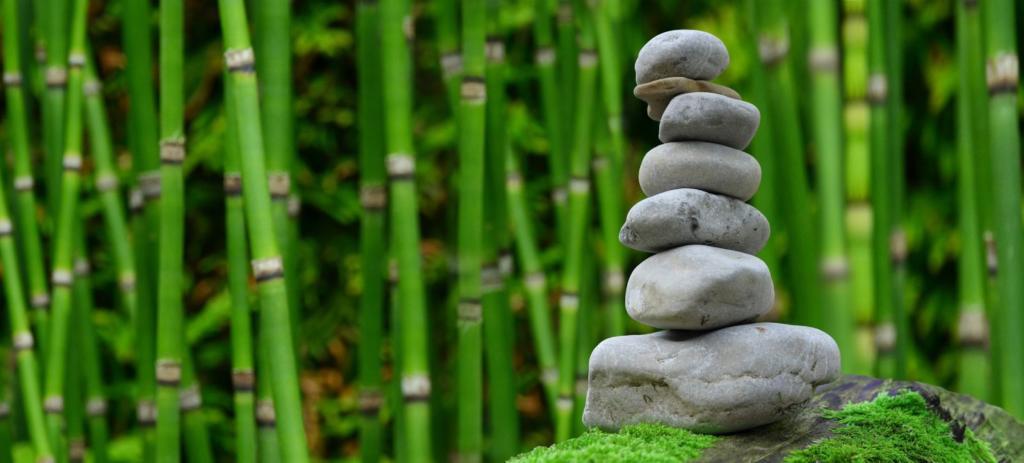 pietre per fare meditazione