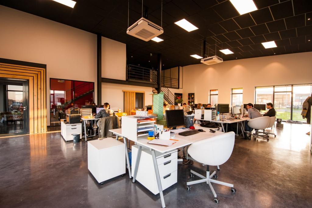 ufficio di una startup