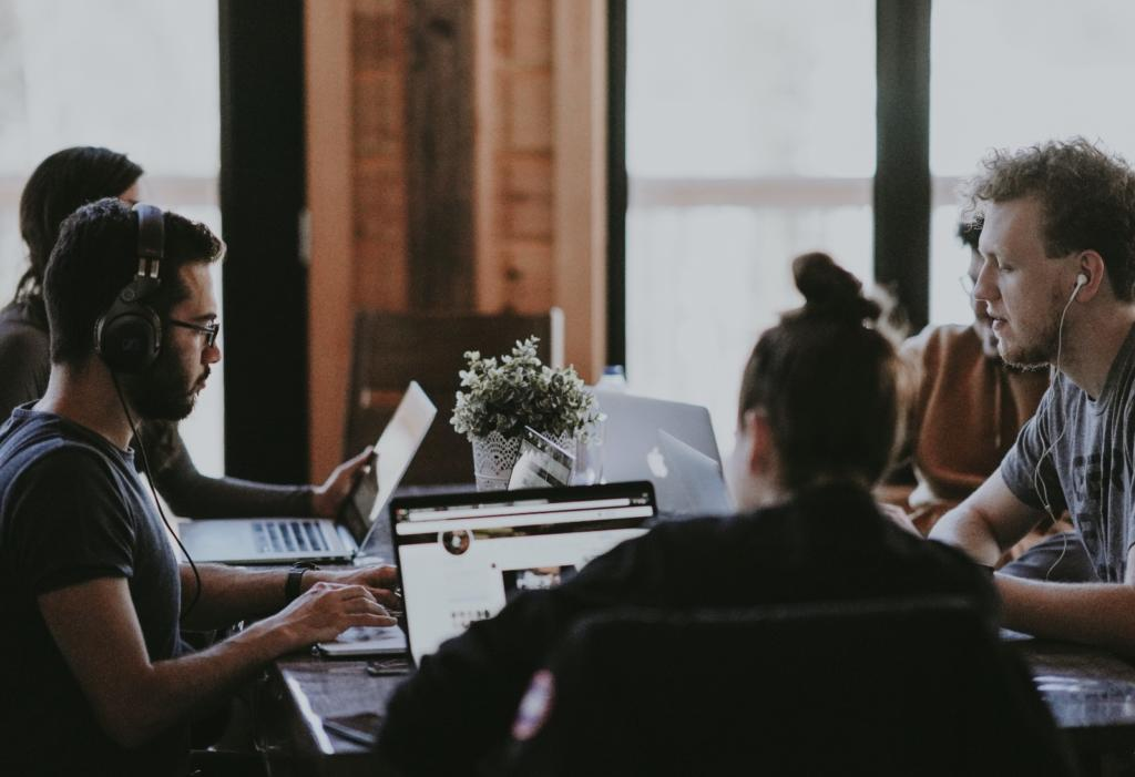 Skill richieste dalle aziende team working