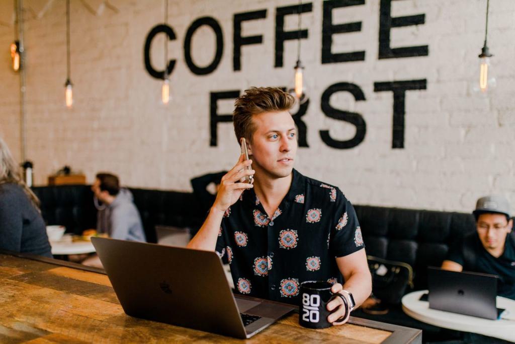 lavorare nel digitale come nomade digitale