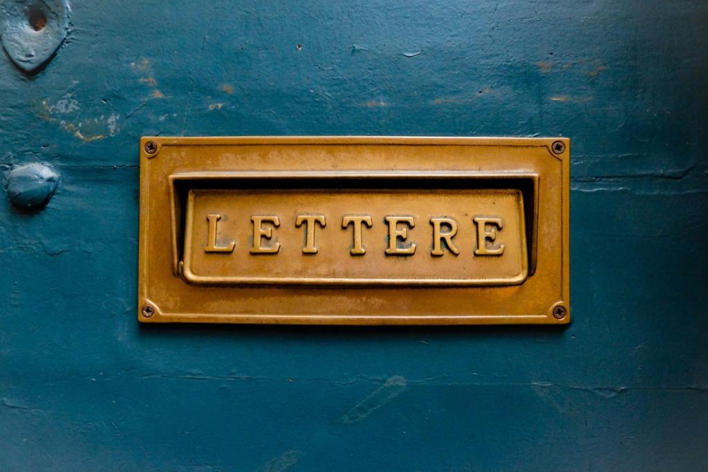 lettera di presentazione curriculum online