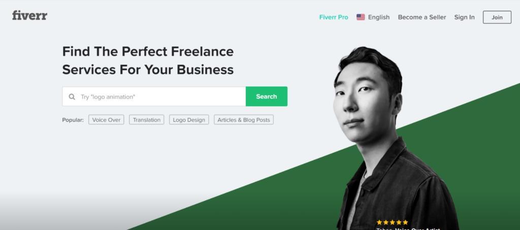 siti per freelancer fiver