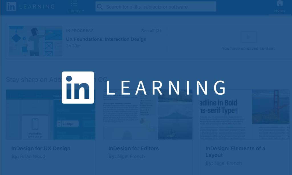 corsi ux ui design linkedin learning