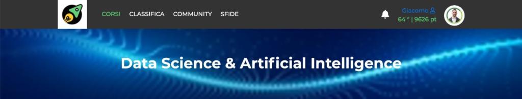Corso intelligenza artificiale