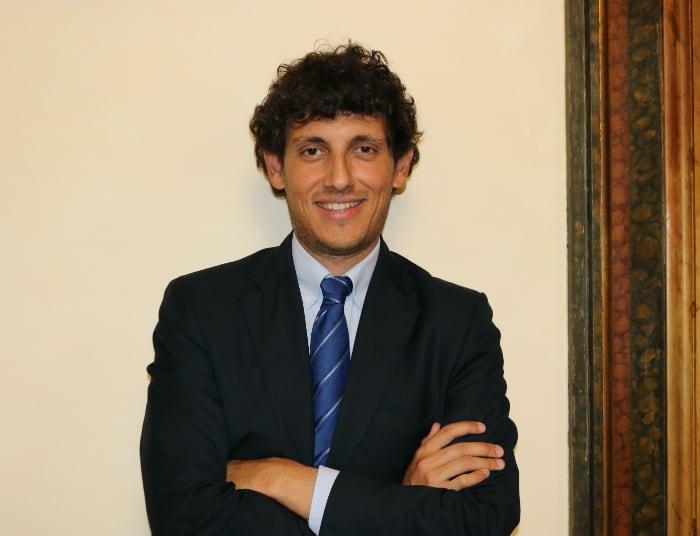 Gian Luca Comandini coach blockchain