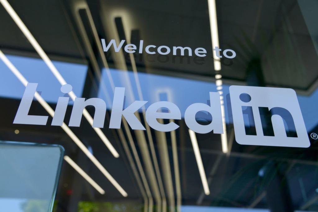 trovare lavoro in quarantena su LinkedIn