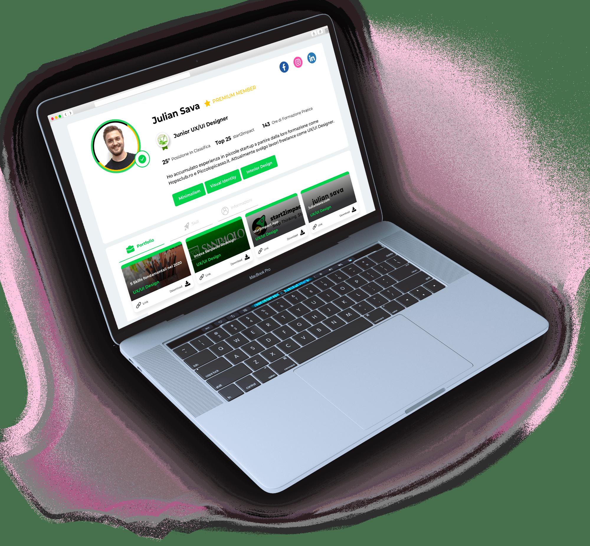Corsi UX/UI Design