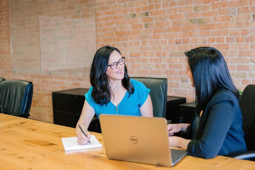 non avere paura del tuo capo per il tuo primo lavoro