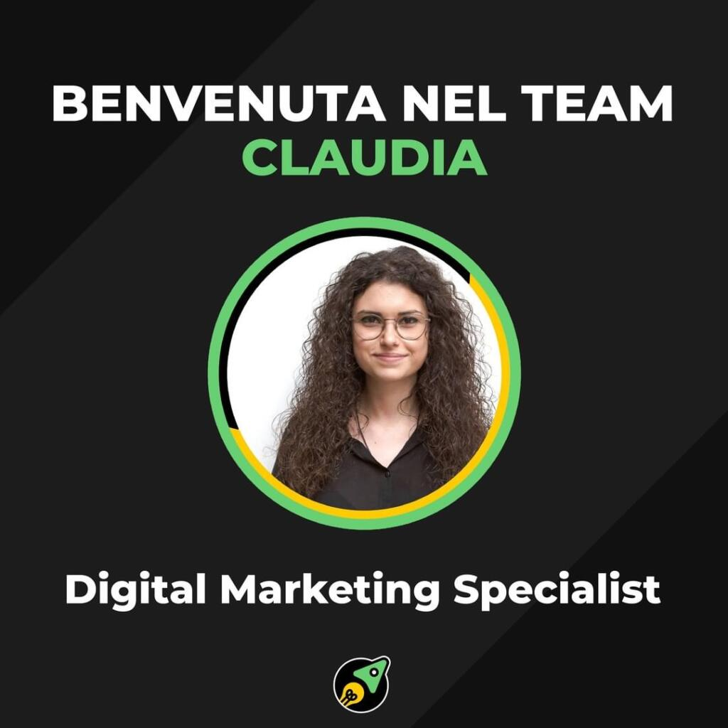 claudia dagnello digital marketing specialist start2impact
