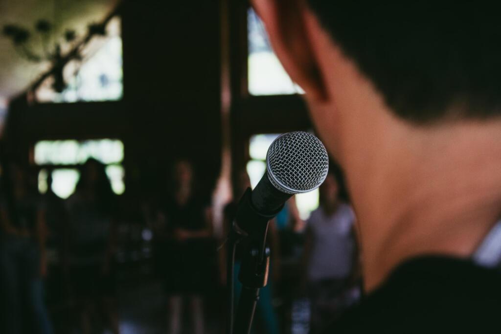 public speaking competenza trasversale