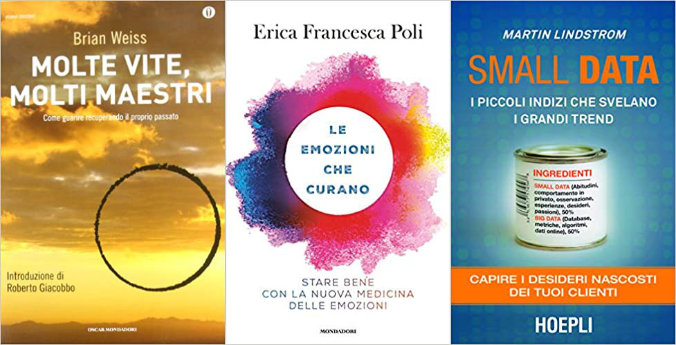 Libri suggeriti crescita personale
