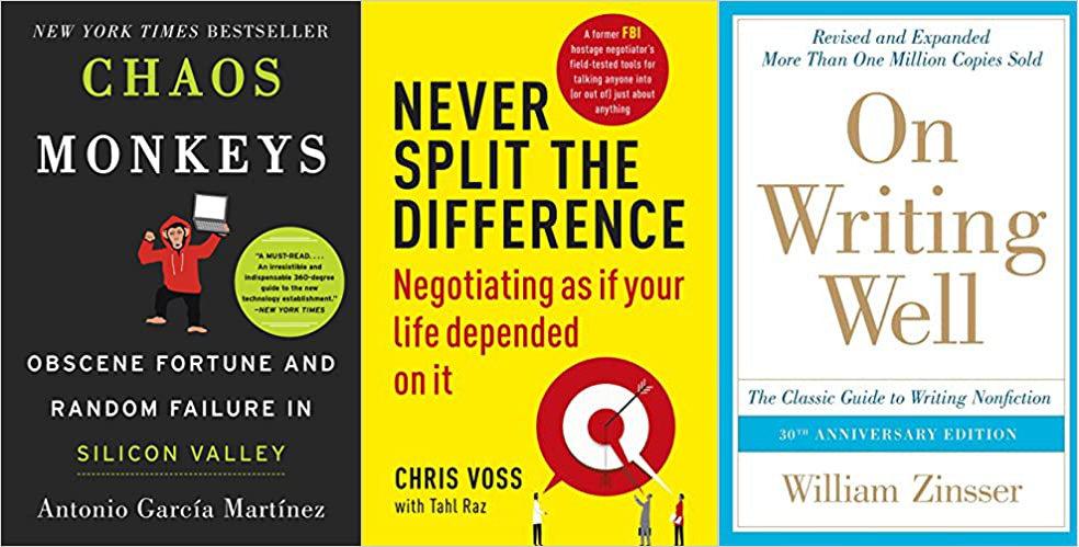 Libri consigliati miglioramento personale