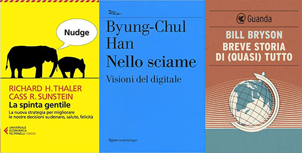 Libri consigliati sul digitale