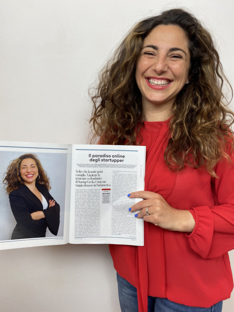 Intervista a Giulia D'Amato