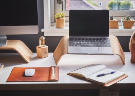 Creare un ufficio in casa: 5 tips facili e veloci