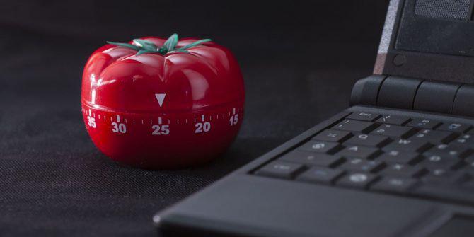 La tecnica del pomodoro per studiare