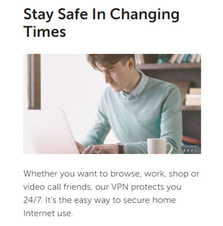 esempio di applicazione della paura nel marketing da Kaspersky