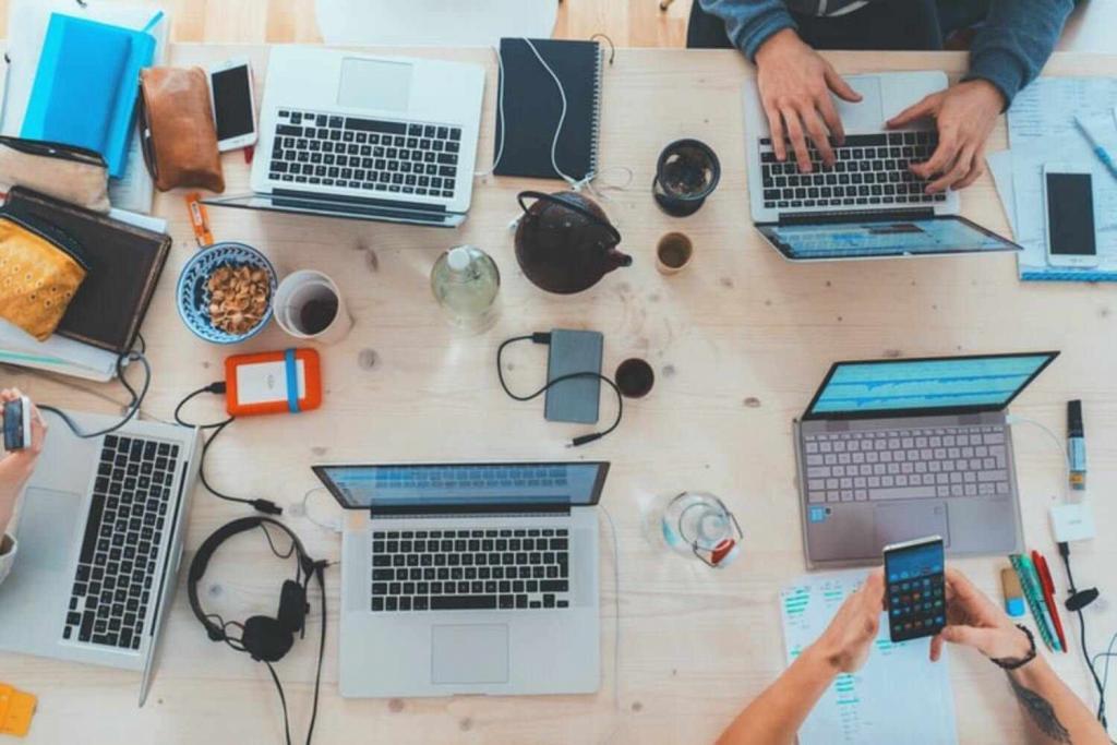 Come trovare la propria strada nel digitale