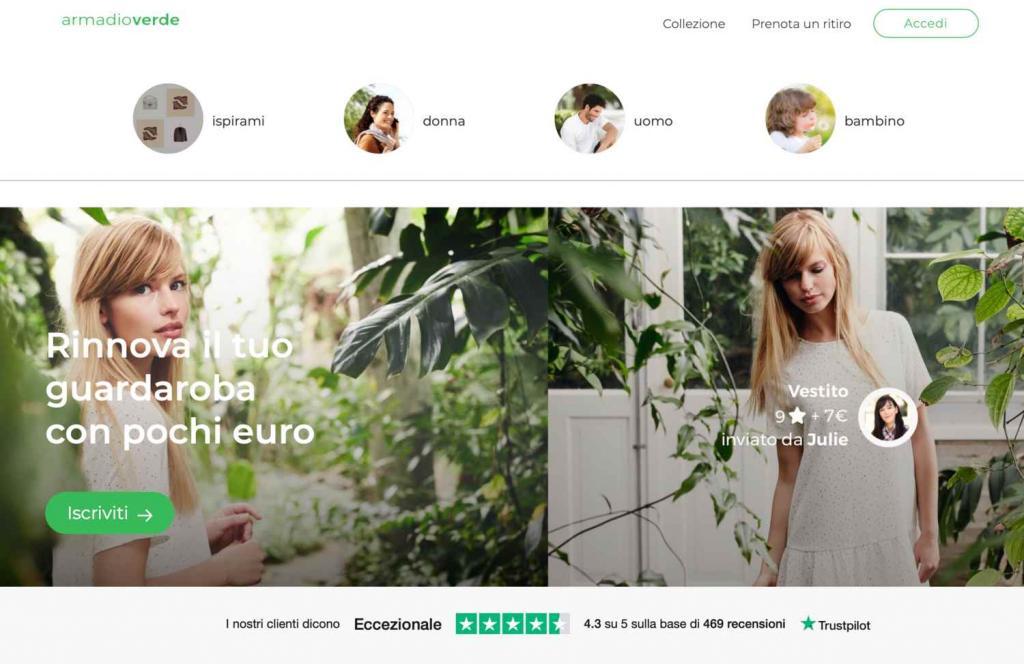 startup italiana di successo a impatto sociale